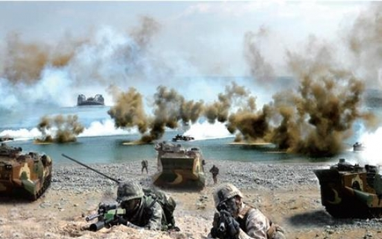 S. Korea, US near deal on sharing troop costs