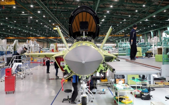 Air Force chief to visit KAI to check development of new homegrown fighter