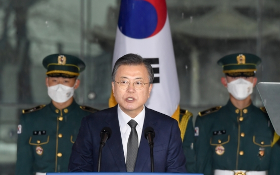 State Department says strong trilateral relationships among S. Korea, US, Japan enhance regional peace
