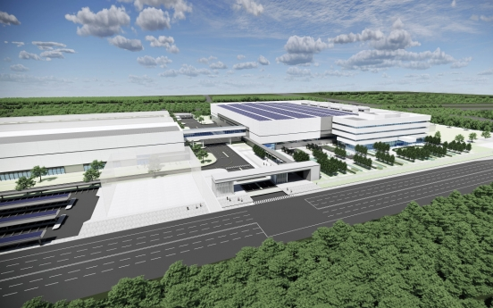 Hyundai Motor Group begins construction of fuel cell system plant in China