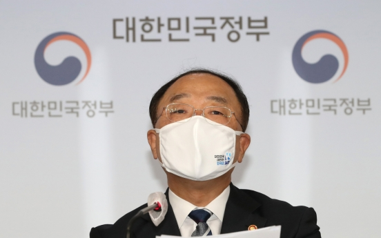 S. Korea proposes W15tr extra budget for COVID-19 relief fund