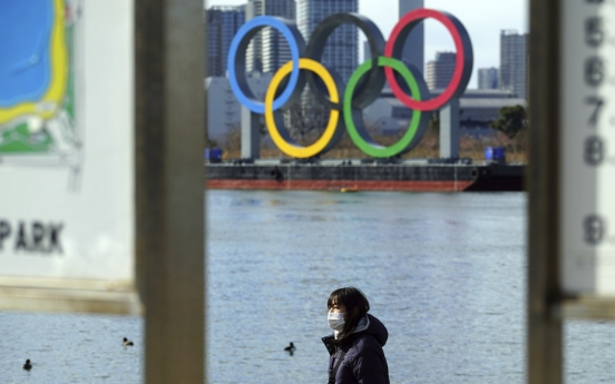 Top sports body having talks on vaccinating athletes for Tokyo Olympics