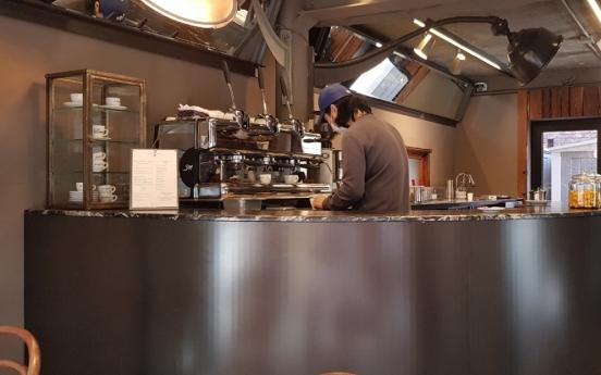 Napoli-style coffee in Seoul