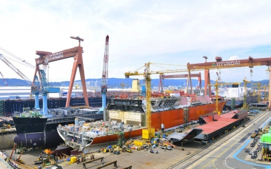 Hyundai Heavy joins hands with Saudi Aramco in hydrogen project