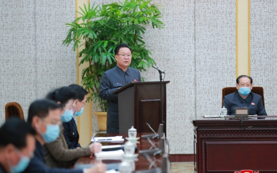 NK adopts social insurance, disinfection laws at Supreme People's Assembly meeting