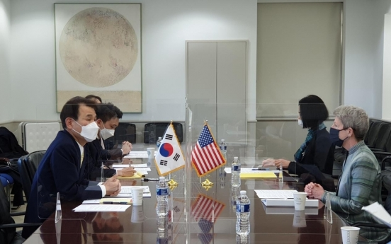S. Korea, US reach defense cost-sharing agreement: Seoul