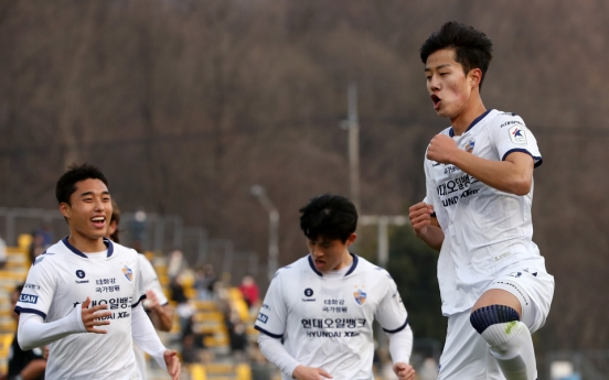 Juggernauts win 2nd straight match, embattled star shines in K League