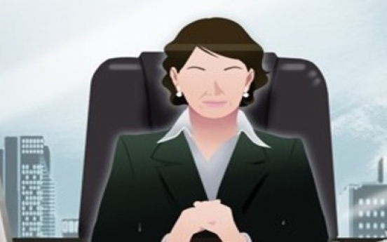 Conglomerates hasten to add women to boards