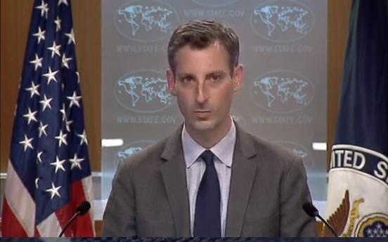 US reaches consensus on new 'six-year' SMA with S. Korea: State Dept. spokesman