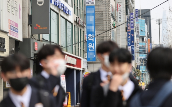 Private education spending slips in 2020 amid pandemic