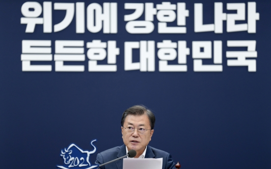 Moon calls for speedy housing supply despite LH land speculation scandal