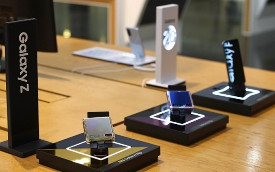 Samsung dominates 2020 foldable smartphone market: report
