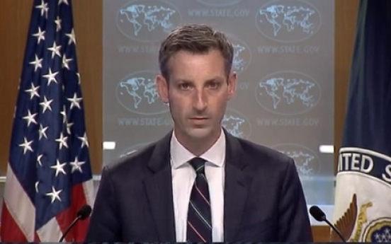 US, S. Korea share many interests in Indo-Pacific: State Dept. spokesman