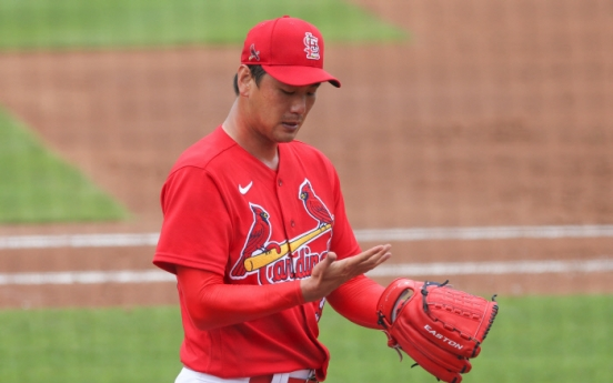 S. Koreans off to sluggish starts in MLB spring training