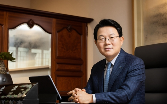 [Top Bankers] Head of bankers' club in South Korea calls for stricter regulation on big tech