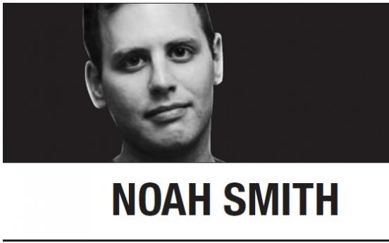 [Noah Smith] COVID-19 economy before Zoom and Amazon