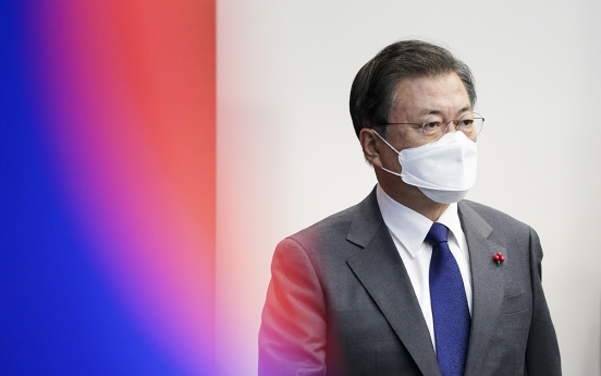 Moon's push for peace talks gains momentum