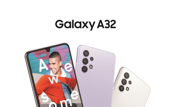 Samsung to launch Galaxy A32 smartphone in S. Korea this week