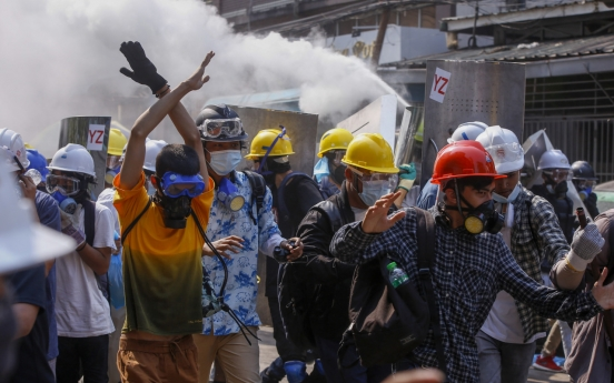 Myanmar junta spurns UN appeal, kills more protesters