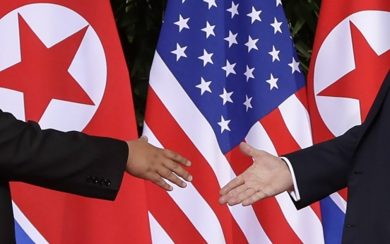 Diplomacy and pressure should go 'hand in hand' in US policy toward NK