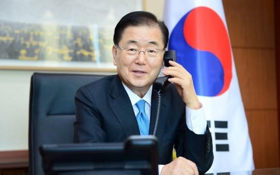 S. Korean, Australian foreign ministers discuss Myanmar turmoil, G7 summit