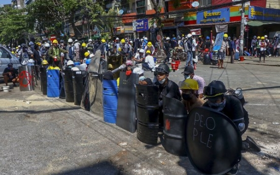 Myanmar court extends detention of AP journalist