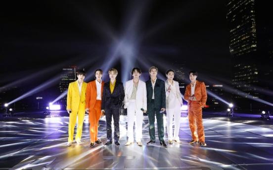 BTS fails to win Grammy, but achieves K-pop milestone
