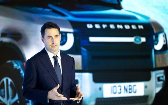 Jaguar Land Rover Korea to launch 4 new models in 2021