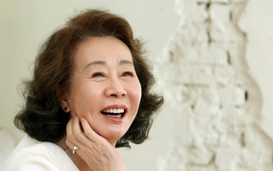 S. Korean Youn Yuh-jung of 'Minari' nominated for best supporting actress at Academy Awards