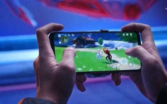 Samsung Display supplies OLED display for Asus gaming phone