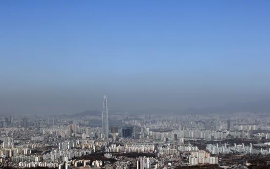 Worst sandstorm in 10 years blows into Korea
