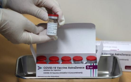 [Newsmaker] AstraZeneca vaccine rollout to continue in S. Korea: authorities