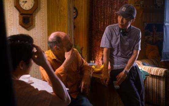 'Minari' director says grandma's minari blesses him with Oscar nominations