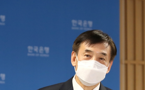 Post-pandemic economic recovery depends on progress of vaccinations: BOK chief