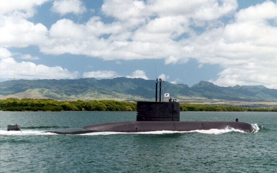 Daewoo Shipbuilding delivers submarine to Indonesia