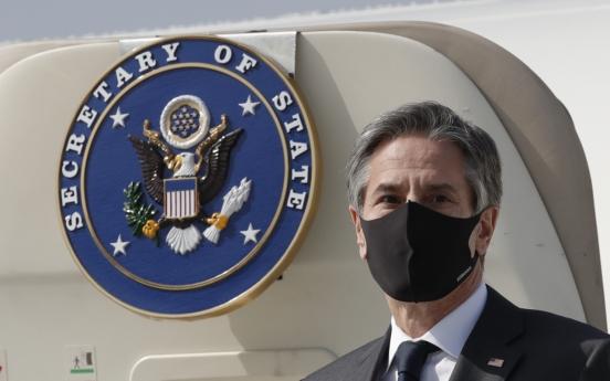 US top diplomat, defense chief visit Seoul amid fresh warnings from Pyongyang