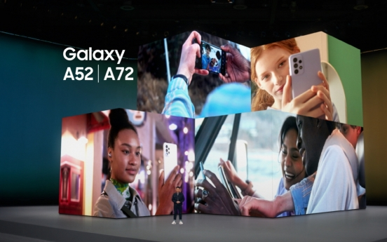 Samsung unveils most competitive midrange Galaxy A phones