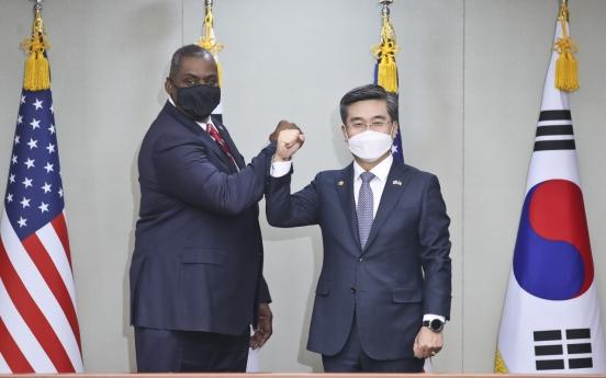 US reels in S. Korea to push back against N. Korea, China