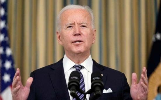 President Biden says Atlanta shootings 'very troubling'