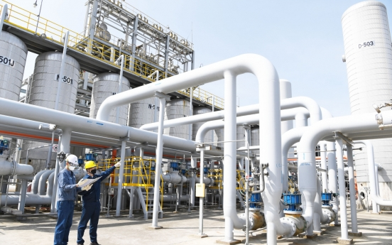 S-Oil forges partnership to capture carbon and use it for soft drinks, dry ice