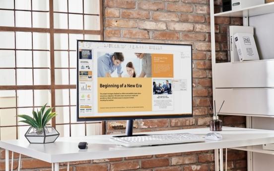 Samsung ranks 5th in 2020 PC monitor market: report