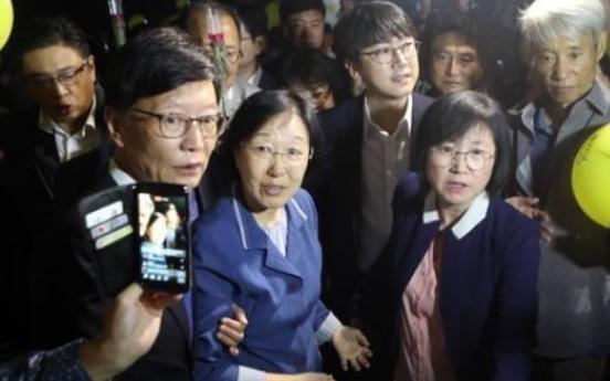 Senior prosecutors meet over ex-prime minister's bribery case