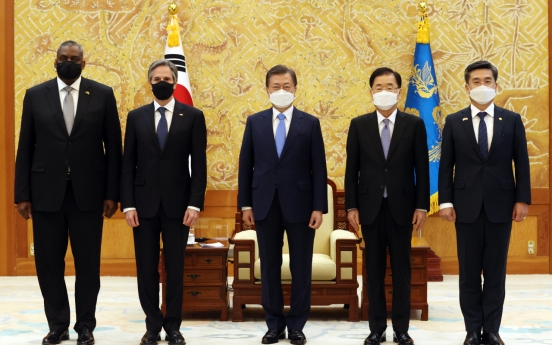 Gaps to fill in 'ironclad' alliance between Korea, US