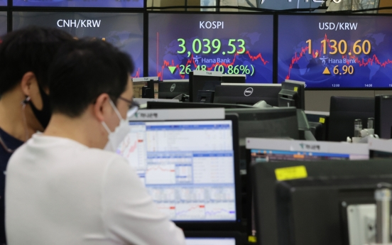 Seoul stock market to suffer volatility next week on reverberating rate hike woes
