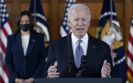 Biden says too many Asian Americans are living in fear