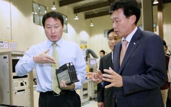 SK Innovation's two decades in lithium-ion battery biz