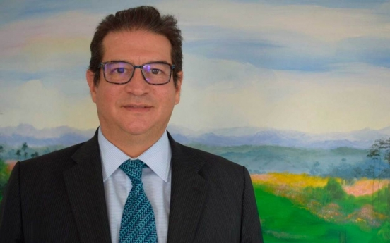 [Herald Interview] Colombia eyes stronger ties with Korea in agriculture, culture, environment