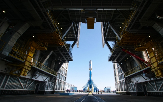 Korean midsized satellite launched into space