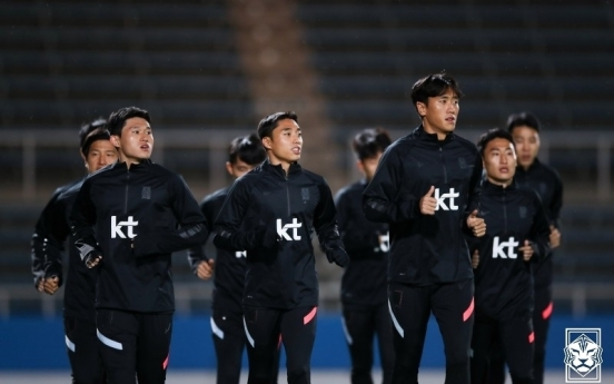 S. Korean defender wary of Japan's 'precise passing' ahead of football friendly