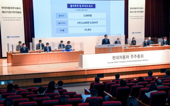 Hyundai Motor Group wraps up generational shift in leadership